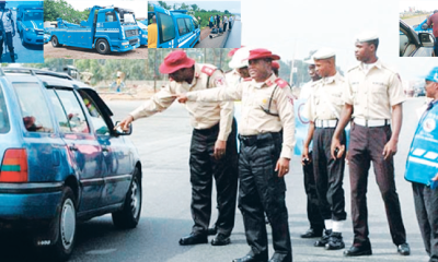 FRSC's feeble attempt at road safety