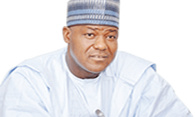 Dogara attacks Buhari, says TraderMoni is vote-buying