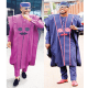 Who wore it better?: The kimono agbada