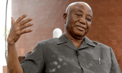 Liberia VP Boakai concedes presidential race to soccer star Weah