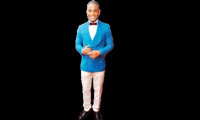 Alex Ekubo: Stylish Dude