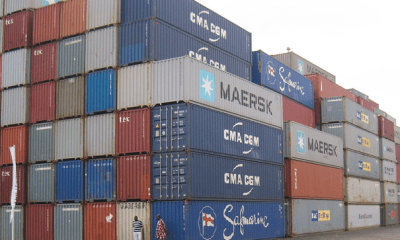 Importers to forfeit 5,000 containers to govt