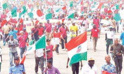 New Minimum Wage: Labour shuts down Nigeria