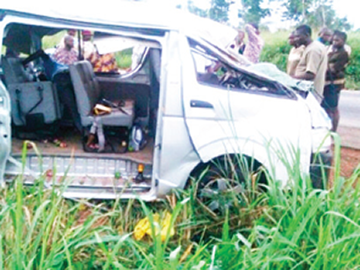 Accident claims four in Asaba-Onitsha crash - New Telegraph Newspaper