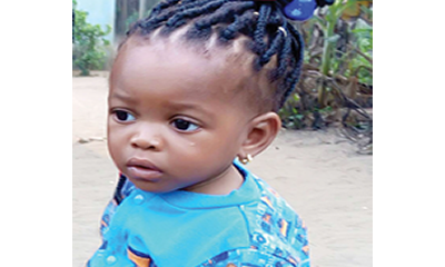 Abducted baby sold three times, found 114 days after