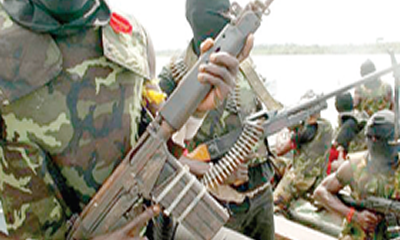 Kidnappers abduct students, lecturer, others