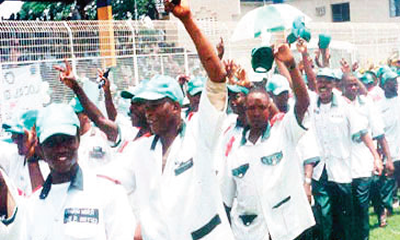 Osun: One shot as police, NURTW members clash