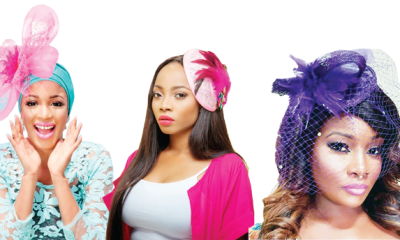 Get royal looks in fascinators