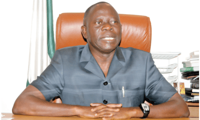 Those against Buhari imposed unitary system of govt on Nigeria –Oshiomhole