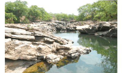 Historical Sites: Gashaka-Gumti National Park