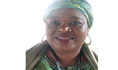 Gender equality,not competition  with men–Aliu
