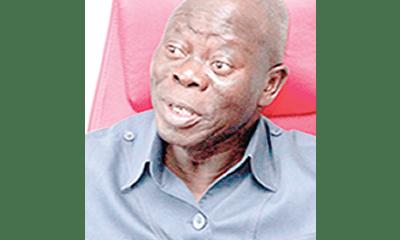 APC Primaries: Govs attack Oshiomhole