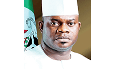 Kogi gov commissions 3,000 Vigilante Officers to combat crime