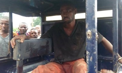 PHOTOS: Two armed robbers killed in Umuahia operation