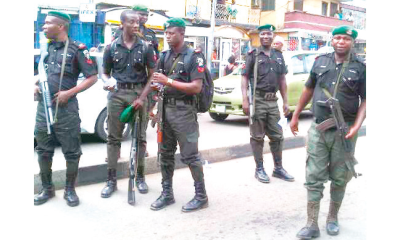 Two killed in police, vigilantes' clash in Anambra
