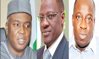 2019: Ahmed denies rift with Saraki