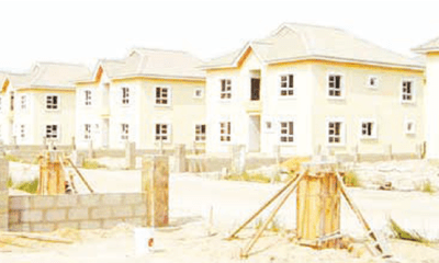 Why Nigeria lacks affordable homes, by experts