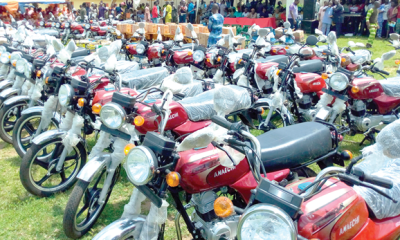 Man bags 14 months imprisonment for stealing N150,000 motorcycle