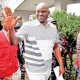 BREAKING: Fayose regains freedom from EFCC (PHOTOS)