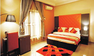 Lady checks into hotel with lover, found dead