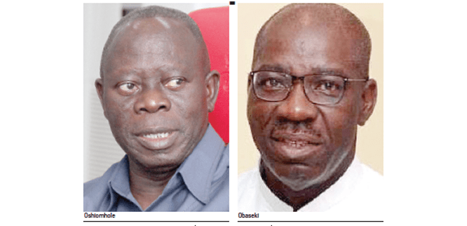 2020 guber: Edo APC and the search for a common front - New Telegraph Newspaper