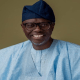 Sanwo-Olu transmits names of 25 Commissioners, Special Advisers to Assembly for screening