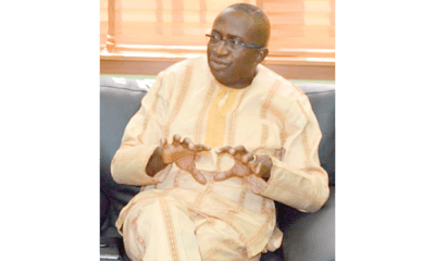 Electoral bill: NASS can override President's veto, says Ndoma-Egba