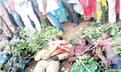 Plateau: How over 50 people were slain in latest killings