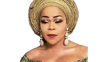 New Telegraph award: It'll spur me to work harder, says Shaffy Bello