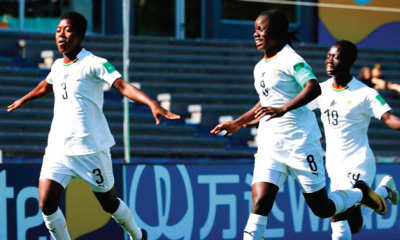 FIFA U-17 WWC: Ghana, New Zealand reach quarter-finals