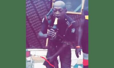 Lagos police command dismisses drunken inspector