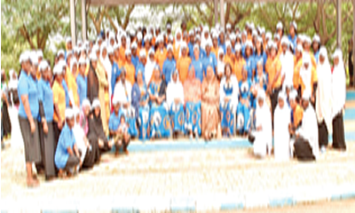Lighting up widows, youths' lives