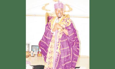 Oba Rasheed Akanbi savours great moments