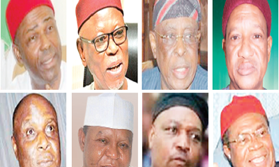 25yrs after: Mixed fortune for Third Republic govs