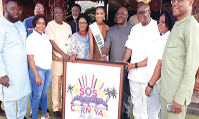 Preparation for Ososo Carnival 2018 in full swing as new logo is unveiled
