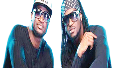 PSquare brothers' take fight to social media after Lola Omotayo's birthday compliments