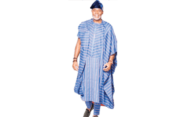 Richard Mofe Damijo:  Ageless actor