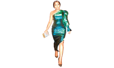 Trend du jour: Stand out in iridescent garb