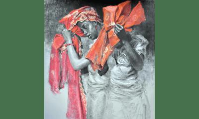 Third Episode: Dudu's solo exhibition opens in Lagos