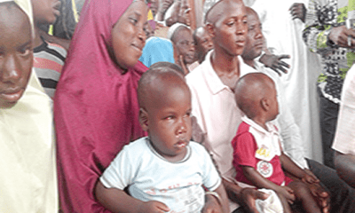 Ruga: A community hit by blindness