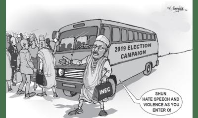 Ignoring Kanu's call for election boycott