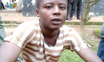 I Killed My Mother, Slept With Her Corpse For Money Ritual- 18 Year Old Boy