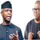 Vice Presidential Debate: Osinbajo, Obi clash on subsidy, anti-corruption, others