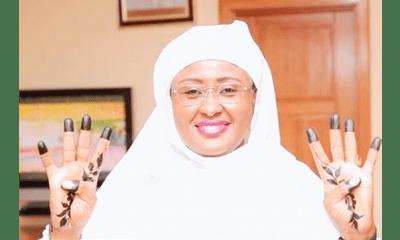 Rape: Aisha Buhari wants stakeholders to step up fight