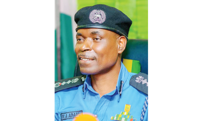 Police offer N500,000 for information on killer officer