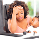 Working single mums: Not an easy world