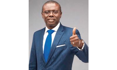 Devt in focus as Sanwo-Olu inaugurates cabinet