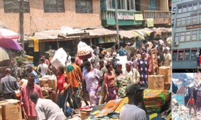 Buildings collapses: Traders threaten to vacate Lagos Island