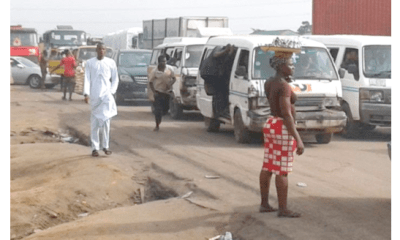 Lagos-Ibadan Expressway: Nightmare for motorists ,communities