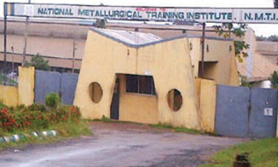 Outrage, as English graduate heads Metallurgical Institute's Engineering Department